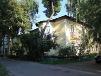 Тамбов, улица Бориса Фёдорова, дом 4. многоквартирный дом