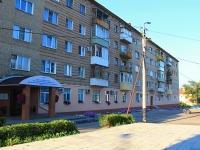 Тамбов, улица Бориса Фёдорова, дом 9. многоквартирный дом