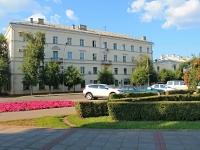Tambov, alley Stepan Razin, house 1. Apartment house