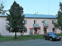 Тамбов, Степана Разина переулок, дом 1А. многоквартирный дом