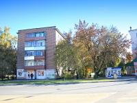 Tambov,  , house 3. Apartment house