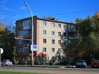 Tambov,  , house 5. Apartment house