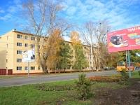 Tambov,  , house 12. Apartment house