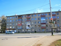 Tambov,  , house 13. Apartment house