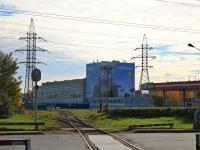 Тамбов, улица Монтажников, дом 8. офисное здание