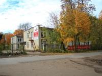 Тамбов, улица Подвойского, дом 6. офисное здание