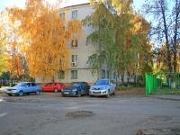 Tambov,  , house 10А. Apartment house
