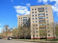 Тамбов, улица Астраханская, дом 4. многоквартирный дом