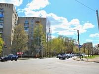 Тамбов, улица Астраханская, дом 12. многоквартирный дом