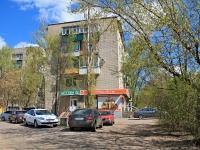 Тамбов, улица Астраханская, дом 14. многоквартирный дом