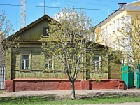 Тамбов, улица Астраханская, дом 25. индивидуальный дом
