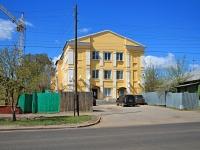 Тамбов, улица Астраханская, дом 25А. многоквартирный дом