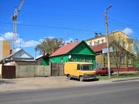 Тамбов, улица Астраханская, дом 27. индивидуальный дом