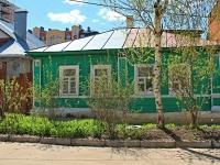 Тамбов, улица Первомайская, дом 30. индивидуальный дом