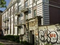 улица Вольного Новгорода, дом 1. многоквартирный дом