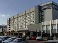 Тверь, улица Желябова, дом 1. гостиница (отель)