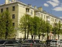 улица Скворцова-Степанова, дом 2. многоквартирный дом