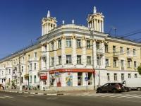 Тверь, улица Новоторжская, дом 23. многоквартирный дом