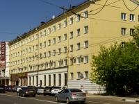 Тверь, улица Новоторжская, дом 1. многофункциональное здание