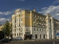 Тверь, улица Новоторжская, дом 7. жилой дом с магазином