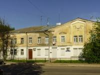 Tver, st Saltykov-Shchedrin, house 44. Apartment house
