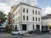 Тверь, Свободный переулок, дом 3 к.1. жилой дом с магазином