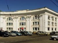 Тверь, Свободный переулок, дом 5. офисное здание
