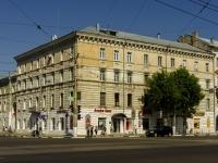 Тверь, улица Советская, дом 7. многоквартирный дом