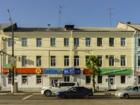 Тверь, улица Советская, дом 27. многоквартирный дом