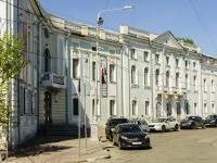 улица Советская, дом 32. театр