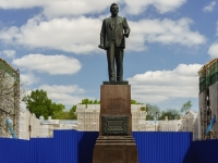 Тверь, улица Советская. памятник Калинину М. И.