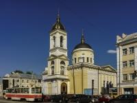 Тверь, улица Советская, дом 26. собор Собор Вознесения Господня