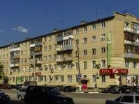 Тверь, Тверской проспект, дом 6. многоквартирный дом