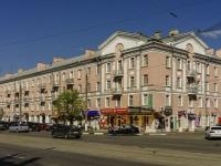 Тверь, Тверской проспект, дом 8. многоквартирный дом