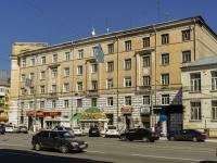 Тверь, Тверской проспект, дом 16. многоквартирный дом
