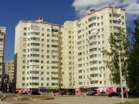 Тверь, улица Виноградова, дом 9. жилой дом с магазином