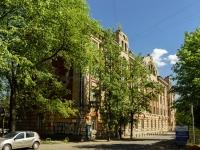 Тверь, улица Двор Пролетарки, дом 43. многоквартирный дом