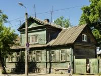 Тверь, улица Софьи Перовской, дом 4. индивидуальный дом
