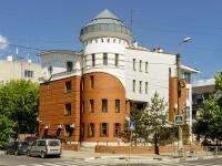 Тверь, улица Софьи Перовской, дом 8. многофункциональное здание