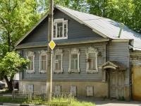 Тверь, улица Софьи Перовской, дом 11. индивидуальный дом