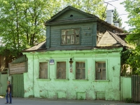 Тверь, улица Софьи Перовской, дом 13. индивидуальный дом