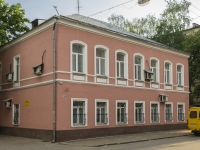 Тверь, улица Симеоновская, дом 22. офисное здание