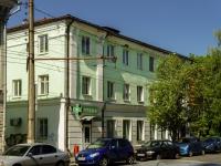 Тверь, улица Тверская площадь, дом 9. жилой дом с магазином