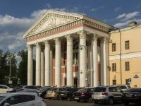 проезд Театральный, дом 1. филармония Тверская  Академическая Областная Филармония