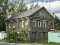 Tver, st Engels, house 34. Private house