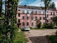 Tver,  , house 40/5. Apartment house