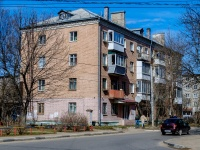 Tver,  , house 21. Apartment house
