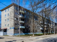 Tver,  , house 25. Apartment house