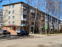 Tver,  , house 27. Apartment house