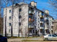 Tver,  , house 28. Apartment house